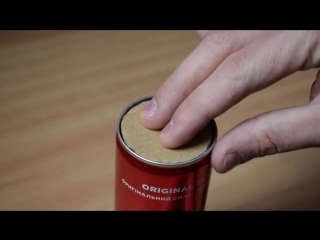 [Genesis TV] How to make a colored smoke bomb from Coca Cola