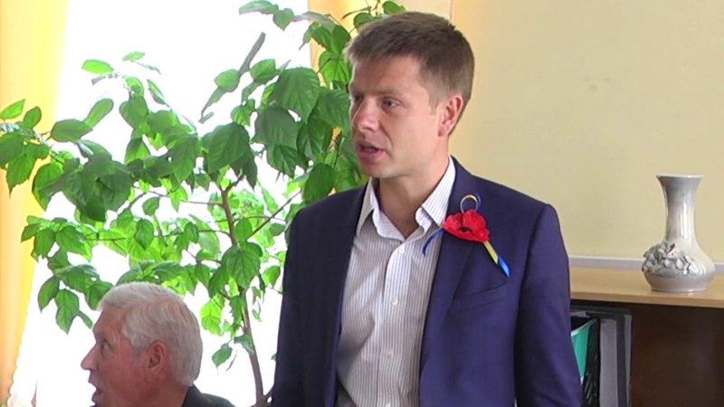 Днями з робочим візитом Подільськ відвідав депутат Верховної ради О.О. Гончаренко
