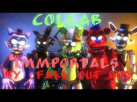 [C4D SFM Oc's] Immortals/Fall Out Boy/ Collab