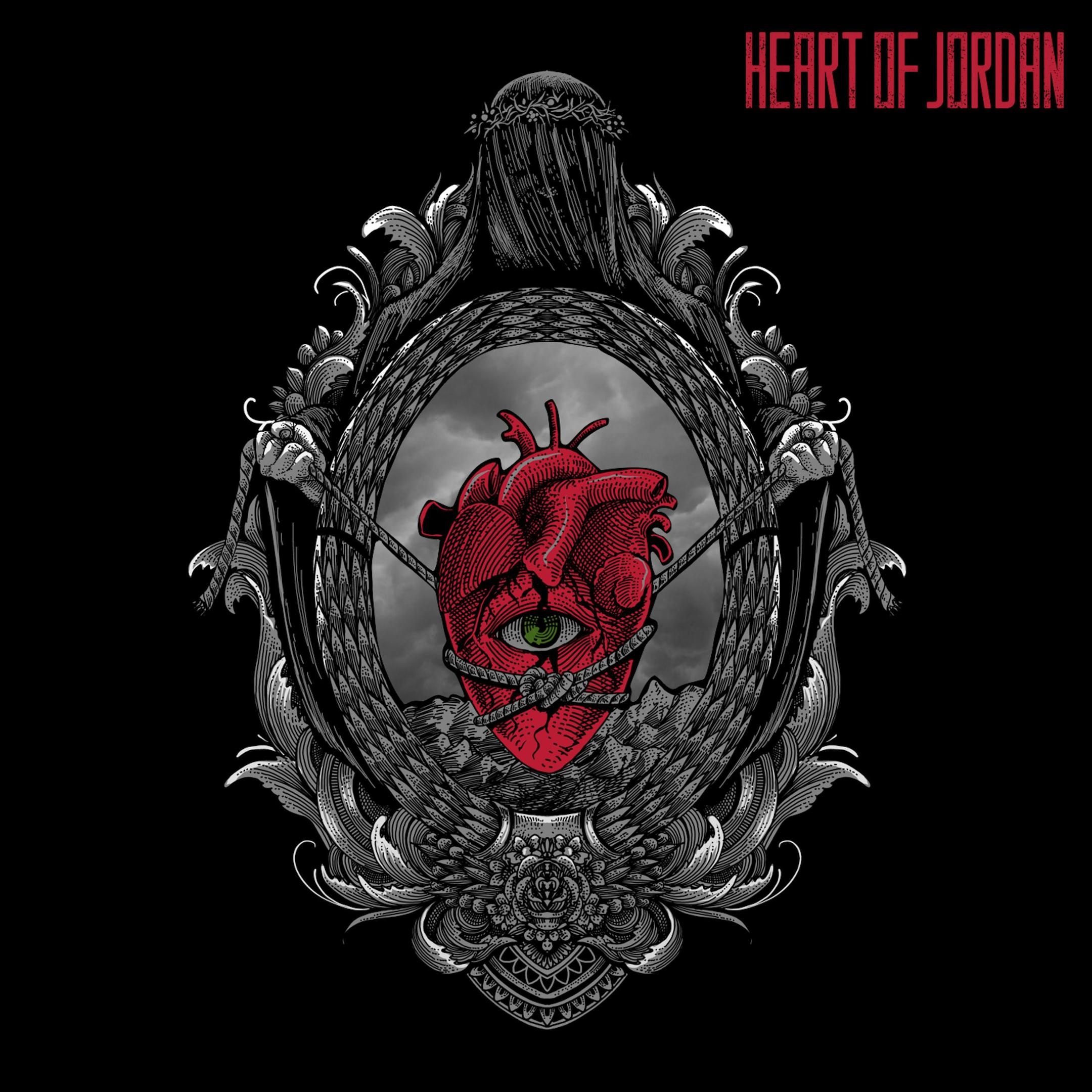 Heart of Jordan - Heart of Jordan (2018)