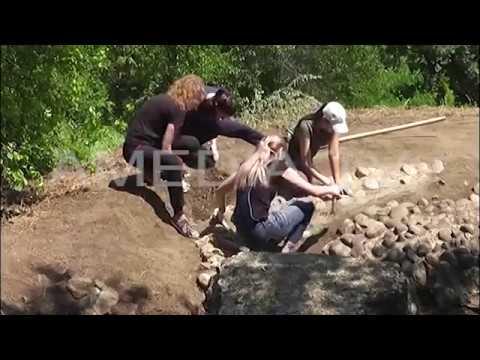 Сюжет от ТНТ-Армавир о ходе археологической практики на историческом факультете АГПУ