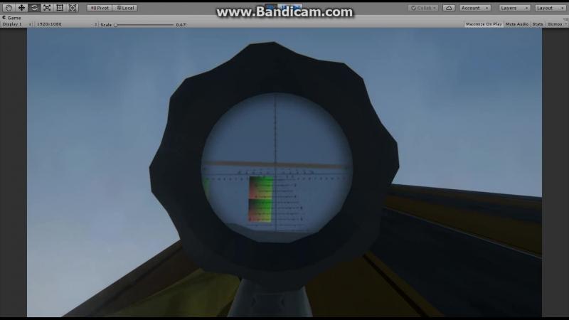 Баллистика, оптические прицелы и Barrett .50BMG