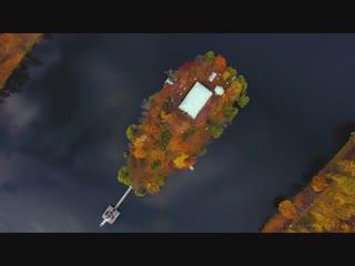 Царское село _ Санкт-Петербург с дрона