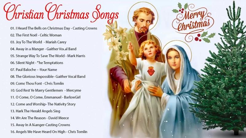 Christian Christmas Songs 2019 Medley - Praise and Worship Christmas Songs