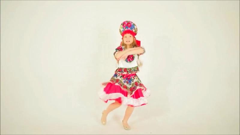 👍 Костюм 💃 Кадриль 👗 для девочек - Магазин GrandStart.ru ❤️