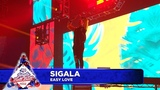 Sigala - Easy Love (Live at Capitals Jingle Bell Ball 2018)