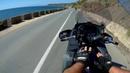 Курорт Канака Живописная дорога к Ней Через Коктебель и Судак На Мотоцикле Honda ST1100 Pan European