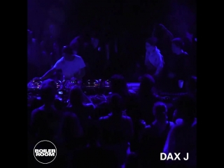 Boiler Room x Eristoff Linz: Dax J