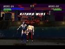 TAS Ultimate Mortal Kombat 3 - by SDR, TheVLACKDEMONN2294, Dark