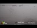 В эпицентре урагана Майкл, Мексико-Бич (Флорида. США, 10.10.2018)