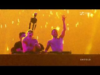 Dimitri Vegas & Like Mike - Live @ Untold Festival 2018