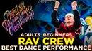 RAV CREW PERFORMANCE ADULT BEGINNERS ★ RDC18 ★ Project818 Russian Dance Championship ★