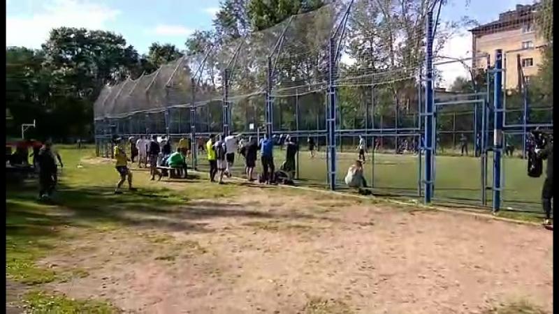 Костромичи поддерживают ЧМ по футболу