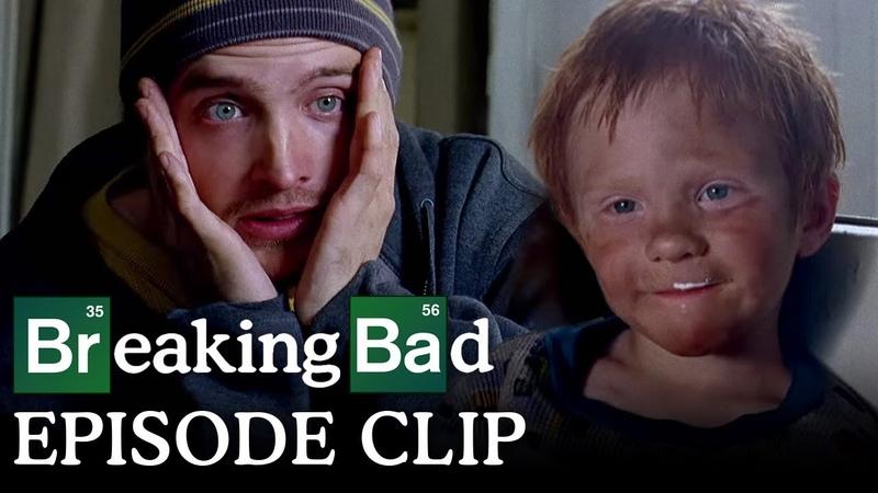 Jesse Pinkman Plays Peekaboo Breaking Bad S2 E6 Clip