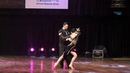 Dmitry Vasin, Sagdiana Hamsina, puesto 1 final escenario Mundial de tango 2018