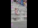 naughty kid dancing