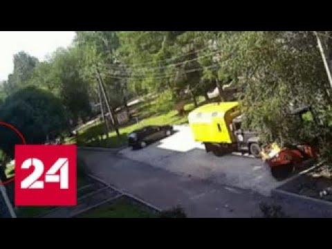 Вылезли из окна и чудом остались живы сразу две истории спасения детей Россия 24