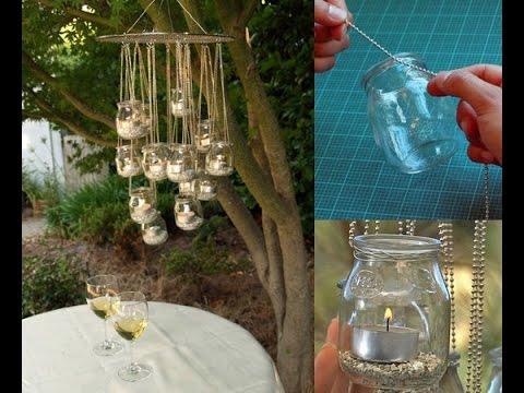 9O Ideas Para Reutilizar Frascos, Tarros, Reciclar y convertir