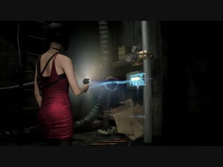 Resident evil 2 - leon gameplay  familiar faces   ps4