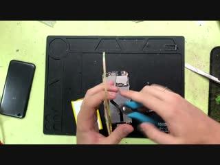 ZTE Blade A6 / A6 Lite Разборка и замена дисплейного модуля