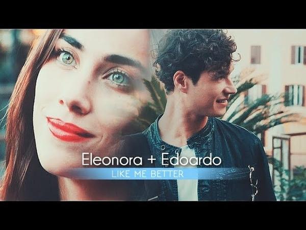 Eleonora Edoardo like me better