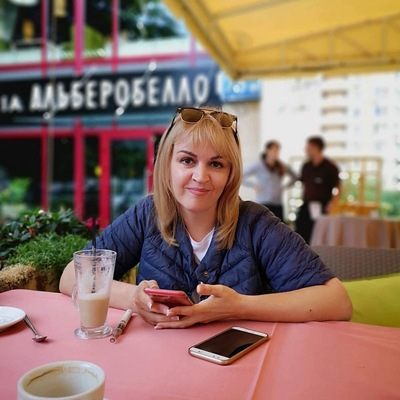 Оксана Квирикашвили