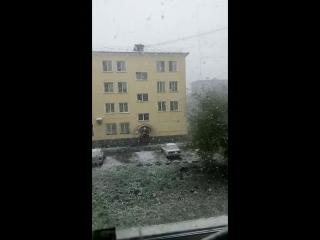 Погода в мае. Новокузнецк. ч.2