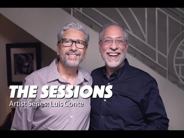 LUIS CONTE Cuban Percussionist James Taylor Phil Collins Dave Matthews Madonna