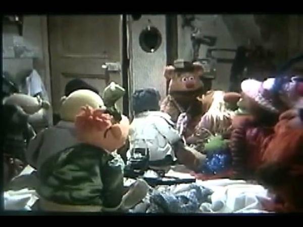 Fozzie Bear Muppets Shame on you