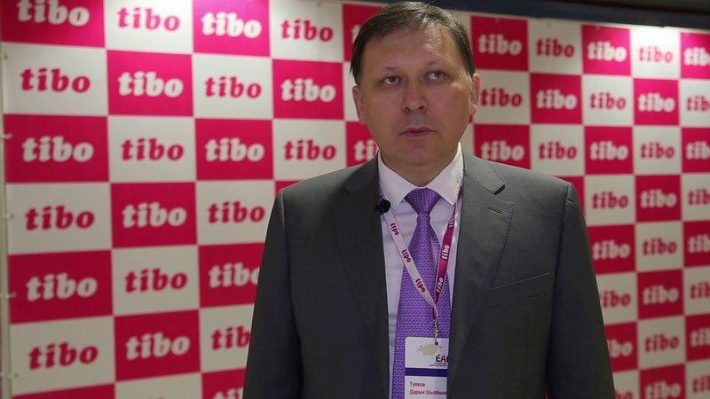 Дарын Туяков: интервью Tibo 2018