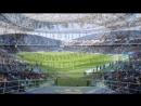 FIFA World Cup Russia 2018 _ All 12 Completed Stadiums