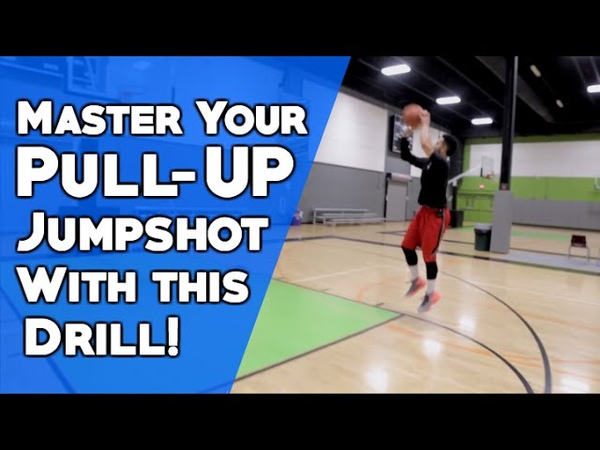 How To: Basketball Drill To Master The Pull Up Jump Shot!