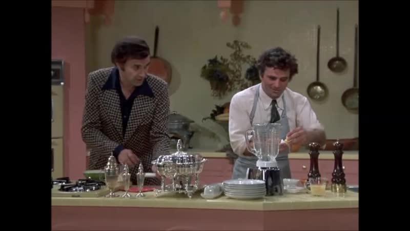 Из к/ф Коломбо (Двойной удар) 1975 г.