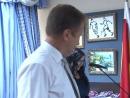 Закрытие международных соревнований по плаванию в школе-интернат Восхождение