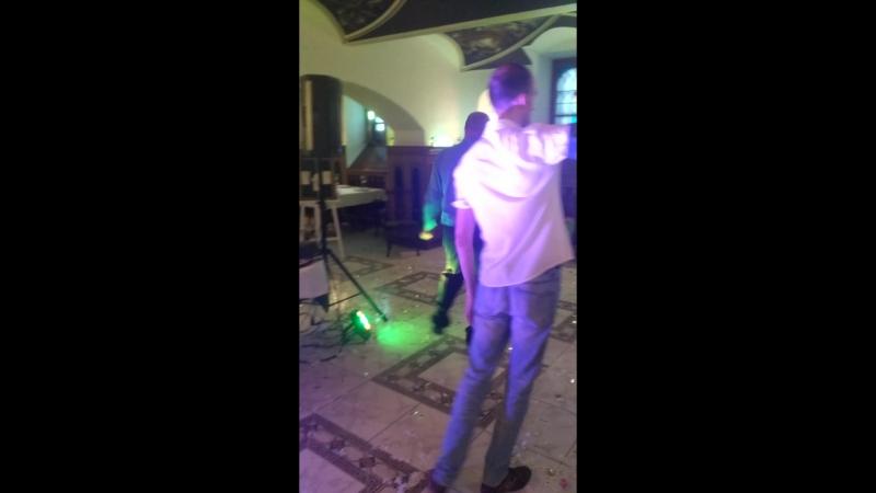 папочка танцует