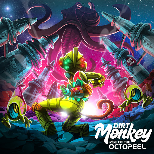 Dirt Monkey альбом Rise of the Octopeel