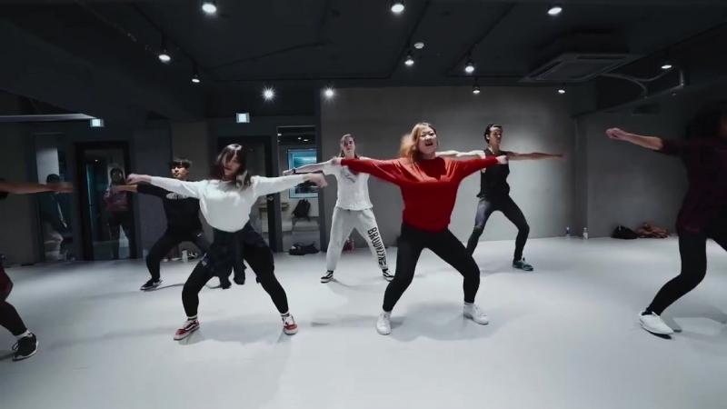 [v-s.mobi]Worth it - Fifth Harmony ft.Kid Ink May J Lee Choreography.mp4