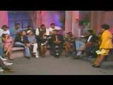 Eazy-E &amp Jada Pinkett - on LIVE L.A. Morning of Rodney King Verdict (1992)