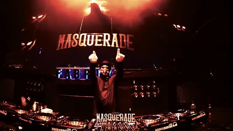 Claptone - The Masquerade Madrid at FABRIK (19.01.2019)