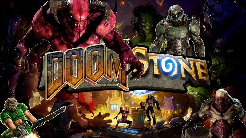 Doomstone (BFG Division Hearthstone Theme) | redhead1796