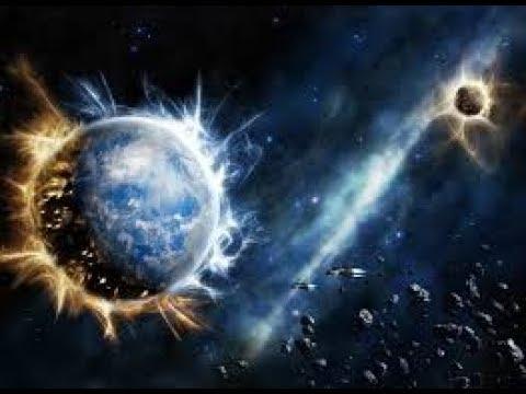 О Солнце,Луне,и земных ката клизмах.Как НЛО контролируют каждый шаг человека в космосе