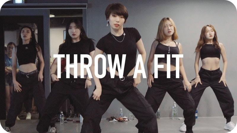 Throw A Fit Tinashe Jiyoung Youn Choreography