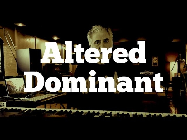 Altered Dominant Scale - Super Locrian Diminished Whole Tone