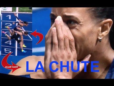 Chute de Sergey, incroyable victoire de Pascal Martinot-Lagarde 110 mètres haie
