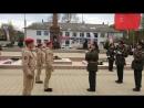 Краевая патриотическая акция Эстафета памяти в Приморско-Ахтарском районе.