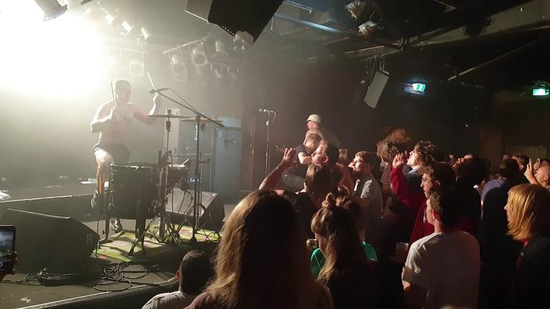 Slaves - Cheer Up London (Amplifier Bar, Perth, Australia / 06.03.19)