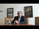 """Выступление А В Трофимова, по проблеме исследований с """"Зеркалами Козырева """""""