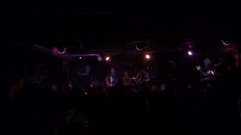 18/11/18 | Stink Palm - Красное и Белое (live@Punk Fiction)
