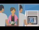How banks process deposits