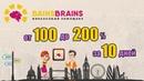 BainsBrains - Ваш финансовый помощник | от 100 до 200% за 10 дней